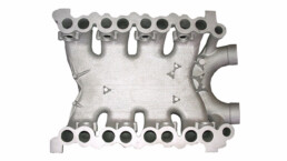 3D gedruckte Form für Metallguss von voxeljet