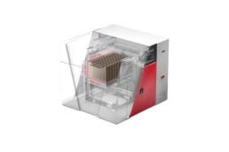 Technische Details der VX1000 von voxeljet