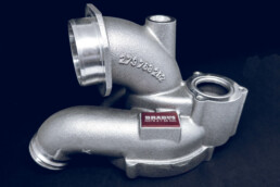 Brabus G900 Verdichtergehäuse
