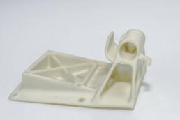 3D gedrucktes PMMA Modell von voxeljet
