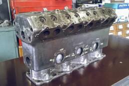 Originalmotor als Vorbild
