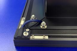 3D gedruckte Kabelklemme von voxeljet