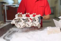 3D-Druck Dienstleistung On-Demand von voxeljet