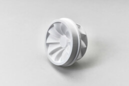 3D gedrucktes Kunststoff Bauteil von voxeljet