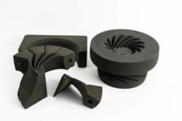 3D gedruckte Sandguss Laufrad von voxeljet