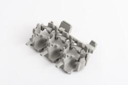 3D gedruckter Wassermantelkern von voxeljet