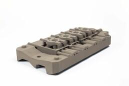3D gedruckter Zylinderkopf von voxeljet