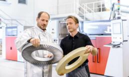 3D-Druck in der Gussindustrie von voxeljet