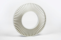 3D-gedruckter Feingusskern von voxeljet