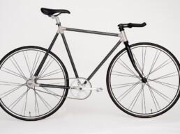 3D Fahrrad Teil von voxeljet