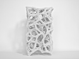 Lampe aus dem 3D-Drucker