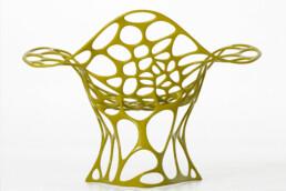 Stuhl aus dem 3D-Drucker von voxeljet