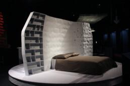 3D gedrucktes Ausstellungsstück von voxeljet