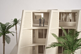 3D Architekturmodell von voxeljet