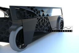 Konzept eines Autoprototypen