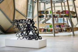 3D Betonguss Statue von voxeljet