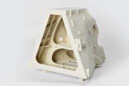 3D gedrucktes PMMA Getriebegehäuse