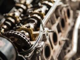 3D Komponennte für einen Motor