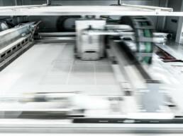 3D-Druckverfahren Binder Jetting von voxeljet