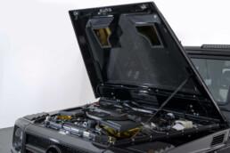 Brabus G900 mit eingebautem Verdichtergehäuse von voxeljet