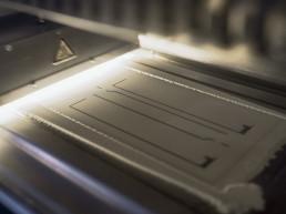 Polymer Sintering Prototyping