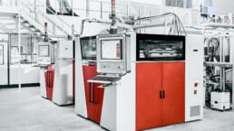 Das industrielle 3D-Drucksystem VX1000 von voxeljet