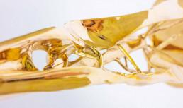 3D-Feingussmodell von voxeljet für Bronzeguss