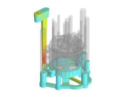 3D Gießsimulation von voxeljet